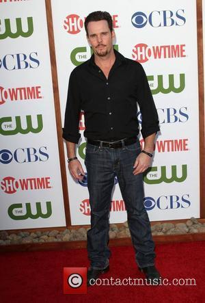 Kevin Dillon CBS,The CW And Showtime TCA Party Held At The Pagoda Beverly Hills, California - 03.08.11