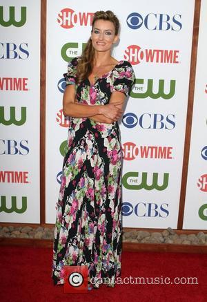 Natascha McElhone CBS,The CW And Showtime TCA Party Held At The Pagoda Beverly Hills, California - 03.08.11