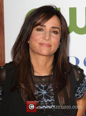 Pamela Adlon CBS,The CW And Showtime TCA Party Held At The Pagoda Beverly Hills, California - 03.08.11