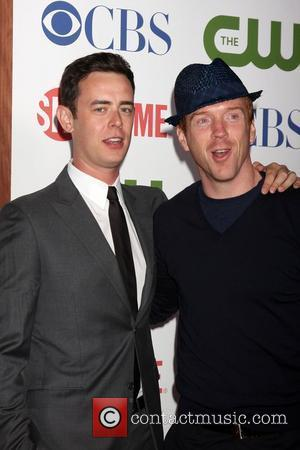 Colin Hanks, Damian Lewis CBS,The CW And Showtime TCA Party held At The Pagoda Beverly Hills, California - 03.08.11