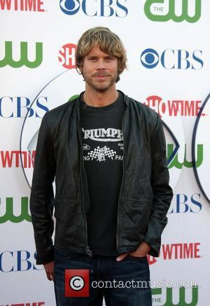 Eric Christian Olsen CBS,The CW And Showtime TCA Party held At The Pagoda Beverly Hills, California - 03.08.11