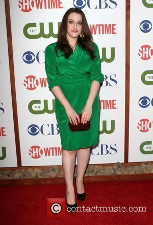 Kat Dennings CBS,The CW And Showtime TCA Party Held At The Pagoda Beverly Hills, California - 03.08.11