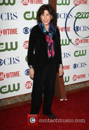 Lily Tomlin CBS,The CW And Showtime TCA Party Held At The Pagoda Beverly Hills, California - 03.08.11