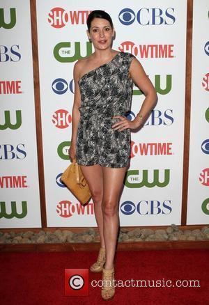Paget Brewster CBS,The CW And Showtime TCA Party Held At The Pagoda Beverly Hills, California - 03.08.11
