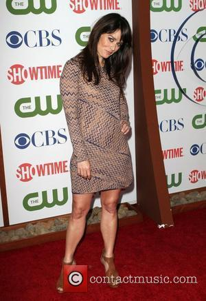 Robin Tunney CBS,The CW And Showtime TCA Party Held At The Pagoda Beverly Hills, California - 03.08.11