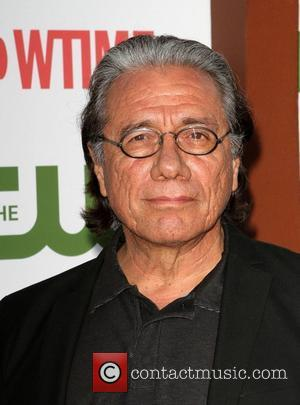 Edward James Olmos      CBS,The CW And Showtime TCA Party Held At The Pagoda Beverly Hills,...