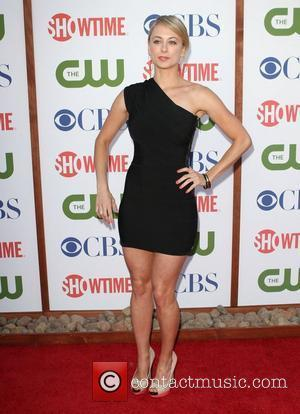 Elisabeth Harnois      CBS,The CW And Showtime TCA Party Held At The Pagoda Beverly Hills, California...