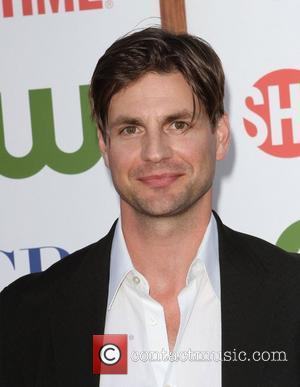 Gale Harold      CBS,The CW And Showtime TCA Party Held At The Pagoda Beverly Hills, California...