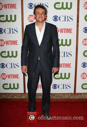 Jason Segel      CBS,The CW And Showtime TCA Party Held At The Pagoda Beverly Hills, California...
