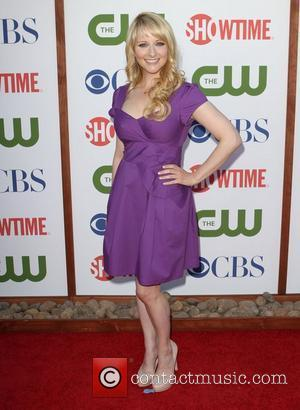 Melissa Rauch      CBS,The CW And Showtime TCA Party Held At The Pagoda Beverly Hills, California...