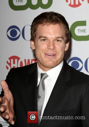 Michael C. Hall      CBS,The CW And Showtime TCA Party Held At The Pagoda Beverly Hills,...
