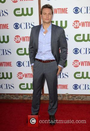 Scott Porter      CBS,The CW And Showtime TCA Party Held At The Pagoda Beverly Hills, California...