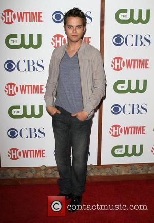 Thomas Dekker      CBS,The CW And Showtime TCA Party Held At The Pagoda Beverly Hills, California...