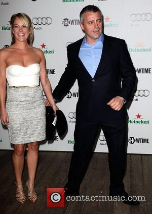 Andrea Anders and Matt LeBlanc Showtime Emmy Nominee Reception at Skybar inside the Mondrian Hotel Los Angeles, California - 17.09.11