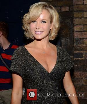 Amanda Holden Rushed To Hospital Following Car Crash