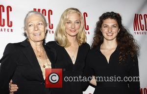 Vanessa Redgrave, Joely Richardson and Daisy Carmen Bevan Opening night after party for the Off-Broadway production of 'Side Effects' held...