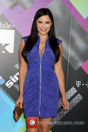 Christa Campbell T-Mobile Launch Party of the new Sidekick 4G held at Private Lot by Beverly Hilton hotel Los Angeles,...