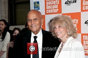Harry Belafonte and Pamela Belafonte Lincoln Center Film Society's 2011 Chaplin Award Gala Honoring Sidney Poitier at Lincoln Center -...