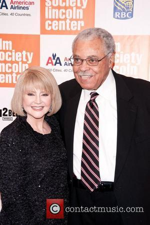 Cecilia Hart and James Earl Jones Lincoln Center Film Society's 2011 Chaplin Award Gala Honoring Sidney Poitier at Lincoln Center...