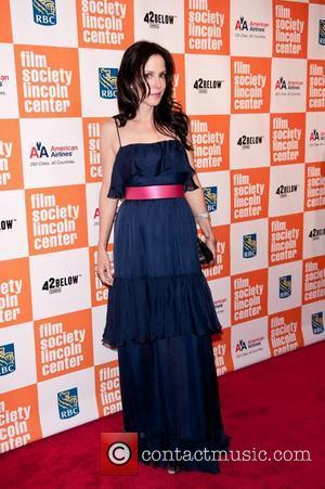 Mary-Louise Parker Lincoln Center Film Society's 2011 Chaplin Award Gala Honoring Sidney Poitier at Lincoln Center - Arrivals New York...