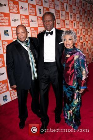 Quincy Jones Gives Up Alcohol To Slim Down