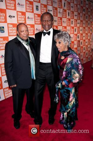 Quincy Jones and Ruby Dee