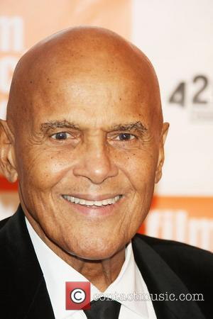 Harry Belafonte Celebrities attend the Lincoln Center Film Society's 2011 Chaplin Award Gala Honoring Sidney Poitier at Lincoln Center New...