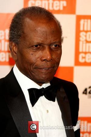 Sidney Poitier attends the Lincoln Center Film Society's 2011 Chaplin Award Gala Honoring him at Lincoln Center New York City,...