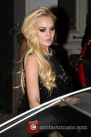 Lindsay Lohan Slapped With Limo Bill Lawsuit