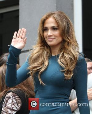Jennifer Lopez, Star On The Hollywood Walk Of Fame