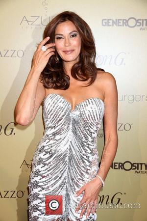 Teri Hatcher Simon G Summer Soiree at The Palazzo Resort and Casino Las Vegas, Nevada - 04.06.11