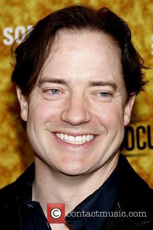Brendan Fraser A Dad Again