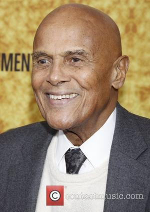 Harry Belafonte  Premiere of the HBO documentary 'Sing Your Song' held at the Apollo Theater - Arrivals.  New...