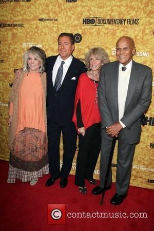 President, HBO Documentary Films, Sheila Nevins, Co-President of HBO, Richard Peppler, Pamela Belafonte, Harry Belafonte  Premiere of the HBO...