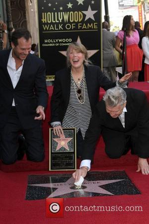 Bill Paxton, David Lynch and Sissy Spacek