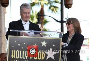 David Lynch, Sissy Spacek, Star On The Hollywood Walk Of Fame