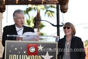 David Lynch and Sissy Spacek