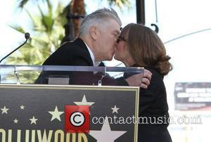 David Lynch and Sissy Spacek Sissy Spacek receives a star on the Hollywood Walk of Fame, held on Hollywood Boulevard...