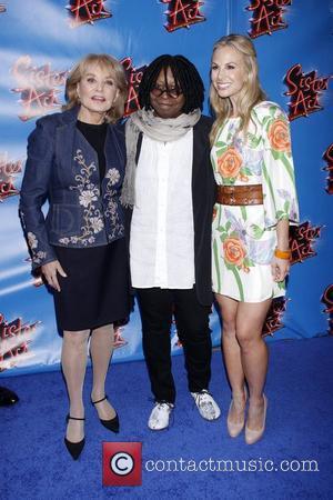 Barbara Walters, Elisabeth Hasselbeck and Whoopi Goldberg