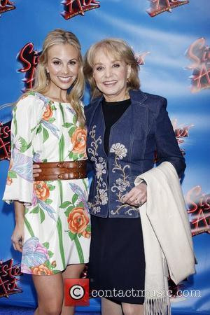 Elisabeth Hasselbeck and Barbara Walters