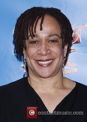 S. Epatha Merkerson Opening night of the Broadway musical production of 'Sister Act' at the Broadway Theatre - Arrivals New...