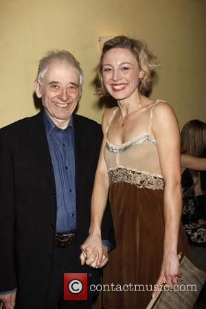 Austin Pendleton and Juliet Rylance Opening night after party for the Classic Stage Company production of 'Three Sisters' held at...
