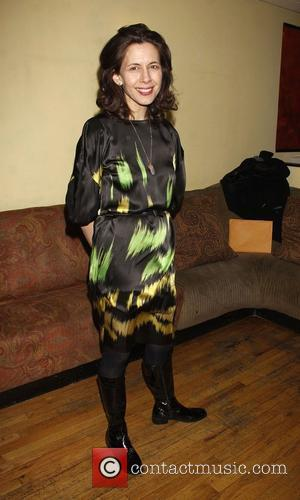 Jessica Hecht Opening night after party for the Classic Stage Company production of 'Three Sisters' held at Pangea restaurant New...