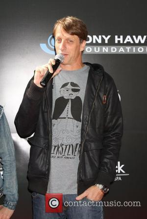 Tony Hawk Stand Up For Skate Parks benefiting The Tony Hawk Foundation at Red Rock Station Hotel and Casino Las...