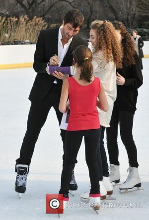 Evan Lysacek 2011 Skating With The Stars Gala at Wollman Rink - Central Park  New York City, USA -...