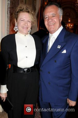 Dianne Wiest and Tony Sirico The Skin Cancer Foundation's Annual Skin Sense Award Gala, held at the Plaza Hotel -...