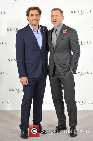 Daniel Craig and Javier Bardem