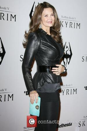 Lynda Carter The Elder Scrolls V: Skyrim Official Launch Party held at Belasco Theatre Los Angeles, California - 08.11.11