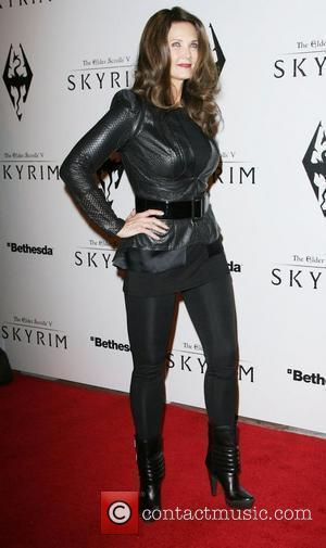 Lynda Carter The Elder Scrolls V: Skyrim Official Launch Party held at Belasco Theatre Los Angeles, California - 08.11.11