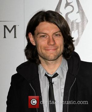 Patrick Fugit The Elder Scrolls V: Skyrim Official Launch Party held at Belasco Theatre  Los Angeles, California - 08.11.11